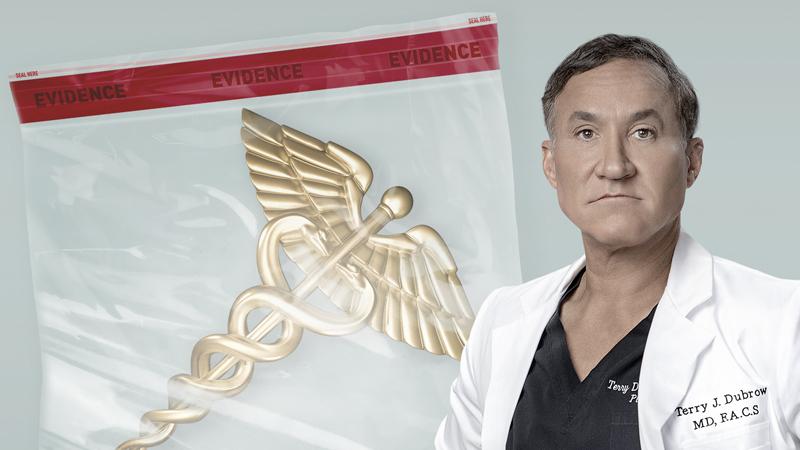 Vista previa de 'License to Kill' con el Dr. Terry Dubrow, estrenada el 23 de junio en Oxygen