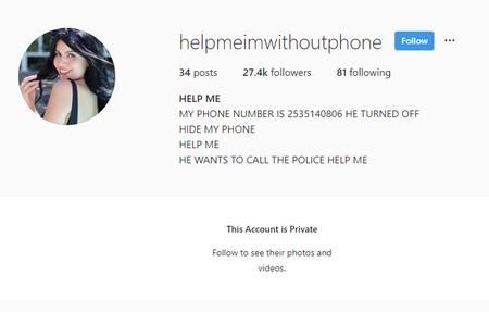 La estrella de '90 Day Fiancé' arrestada por agresión doméstica después de perturbar su comportamiento en Instagram
