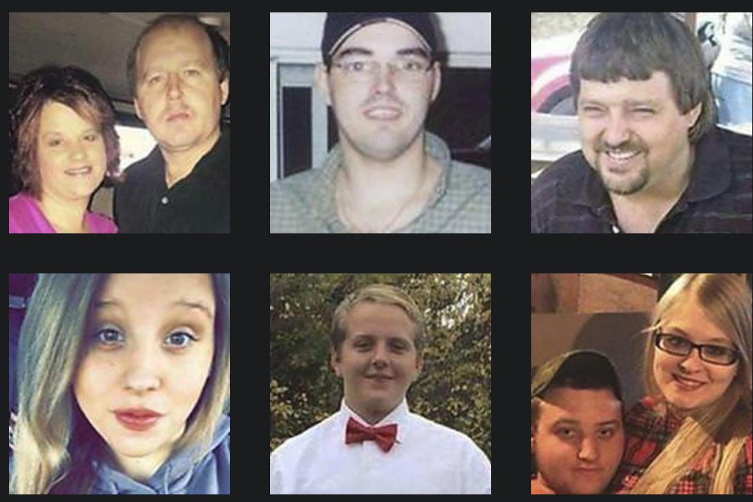 Смразяващи нови подробности при неразкрито масово убийство на семейство Охайо