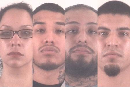 Un bărbat din Texas tatuat la punctul de armă înainte de a ucide avea numele prietenei cu cerneală forțată pe gât
