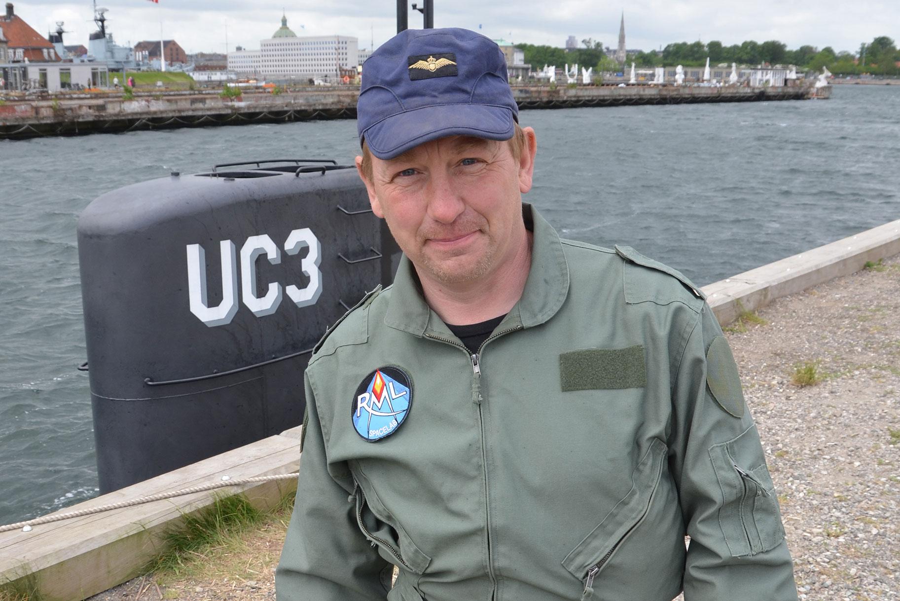 פיטר מדסן, שהרג את העיתונאית קים וול על ספינה צוללת תוצרת בית, נידונה להפסקת כלא.