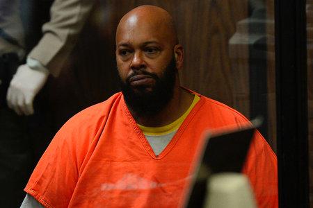 Suge Knight angiveligt indlagt under fængsling