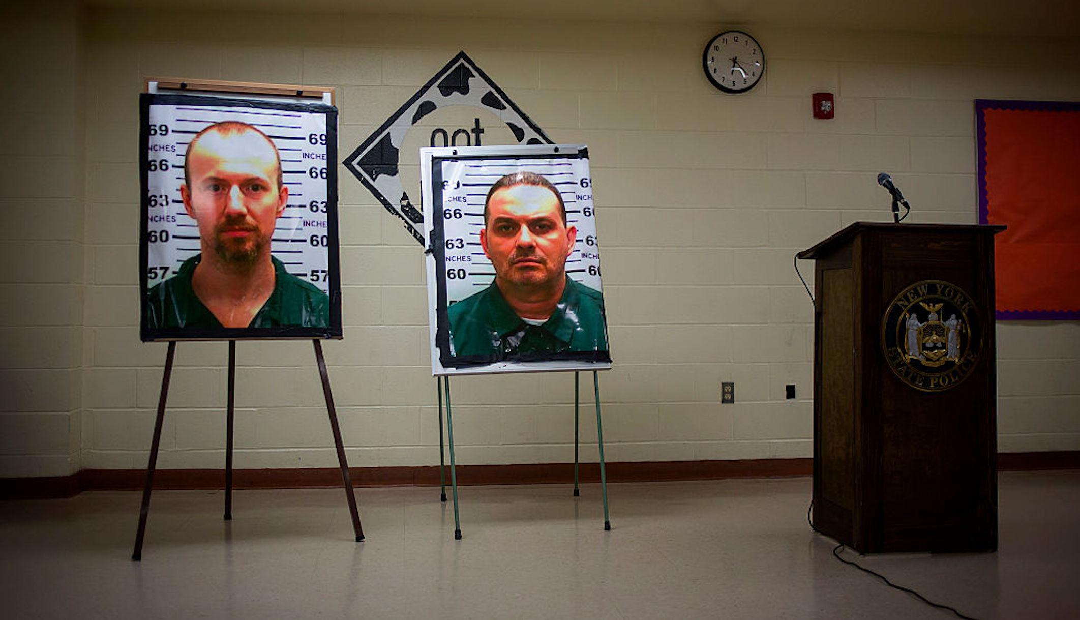 Dannemora: El fugitivo de la prisión David Sweat revela cómo él y Richard Matt manipularon a Joyce Mitchell