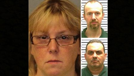 האמת שמאחורי הקשר האינטימי של ג'ויס מיטשל עם שני האסירים שהיא עזרה להימלט