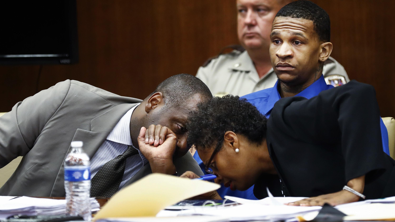 Bola DNA Quintona Tellisa skutočne na kľúčoch od auta Jessice Chambersovej?