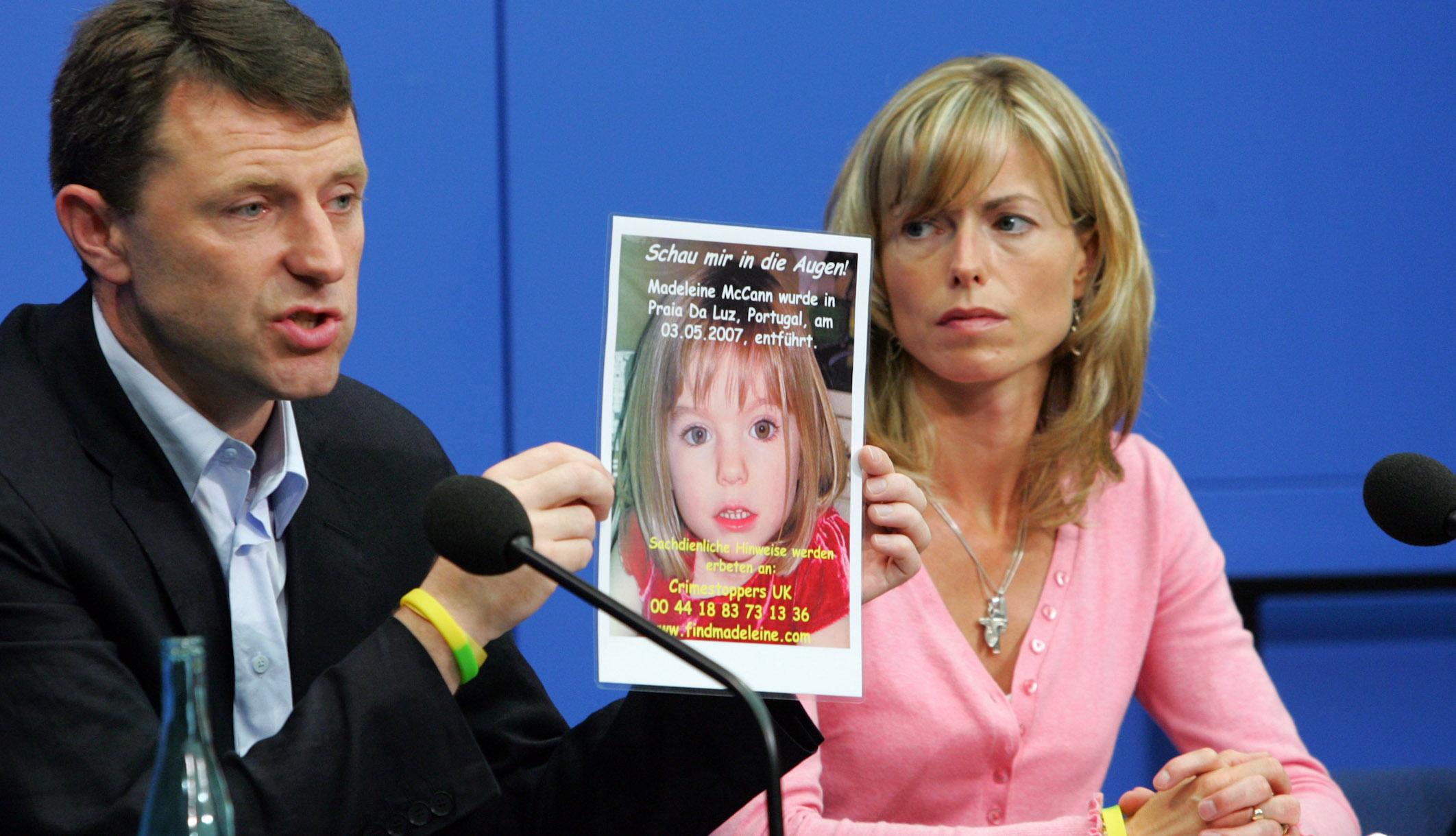 ¿Quién era Kevin Halligen y cómo estafó a la familia de Madeleine McCann?