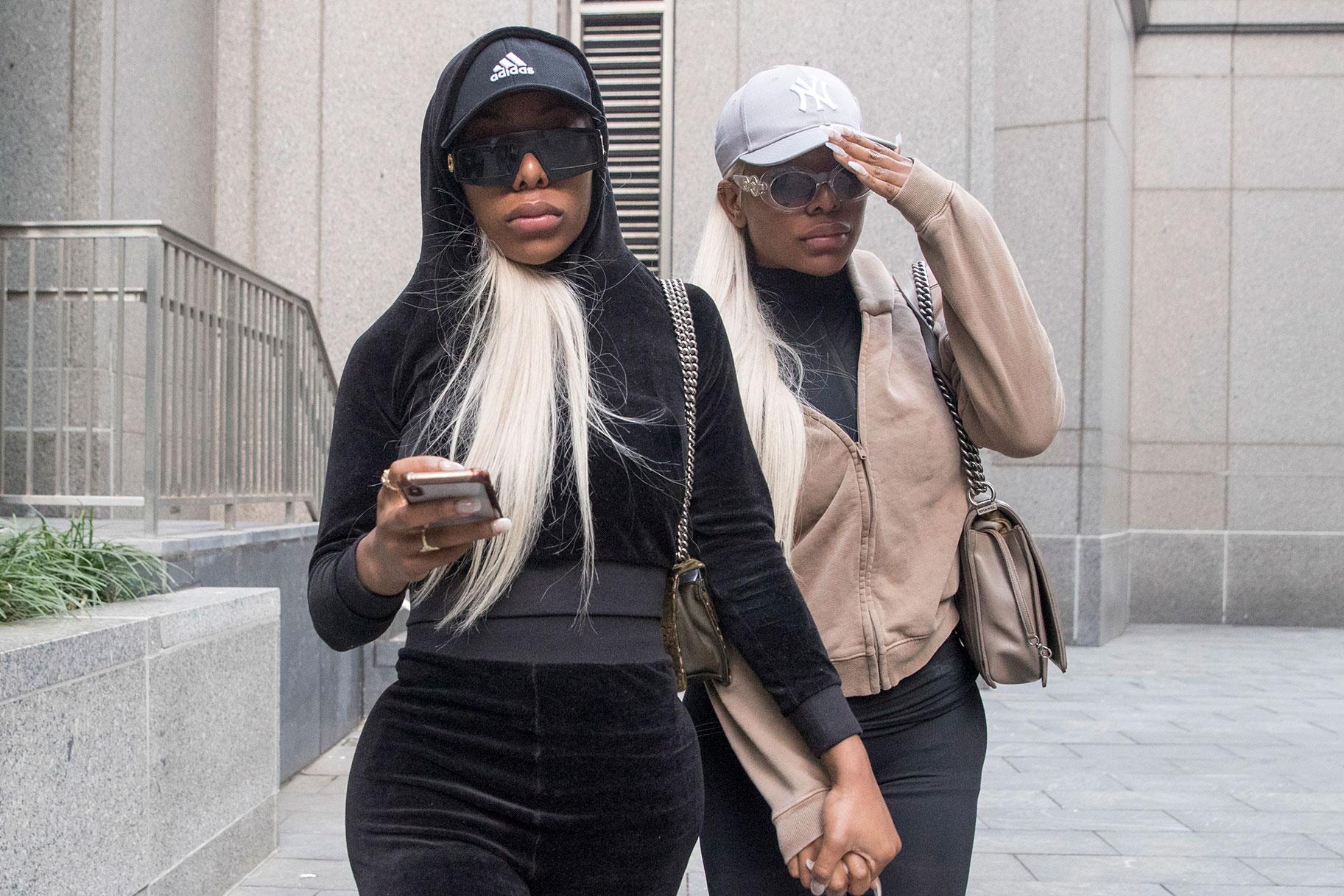 La ex estrella de 'Bad Girls Club' Shannade Clermont es liberada de la prisión y trasladada a Halfway House