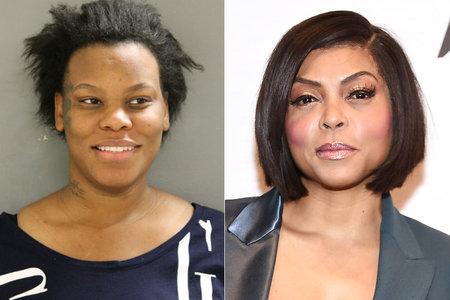Mamá de Chicago llora en la corte después de presuntamente robar la identidad de la actriz de 'Empire' Taraji Henson