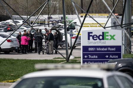 El FBI dice que entrevistó al tirador en masa de FedEx, un ex empleado adolescente, en 2020 después de que su madre llamara a la policía