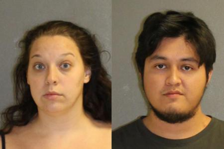 Florida paar süüdistas naise varjatud abikaasat samurai mõõgaga peaaegu hirmutavas rünnakus kohutavas rünnakus