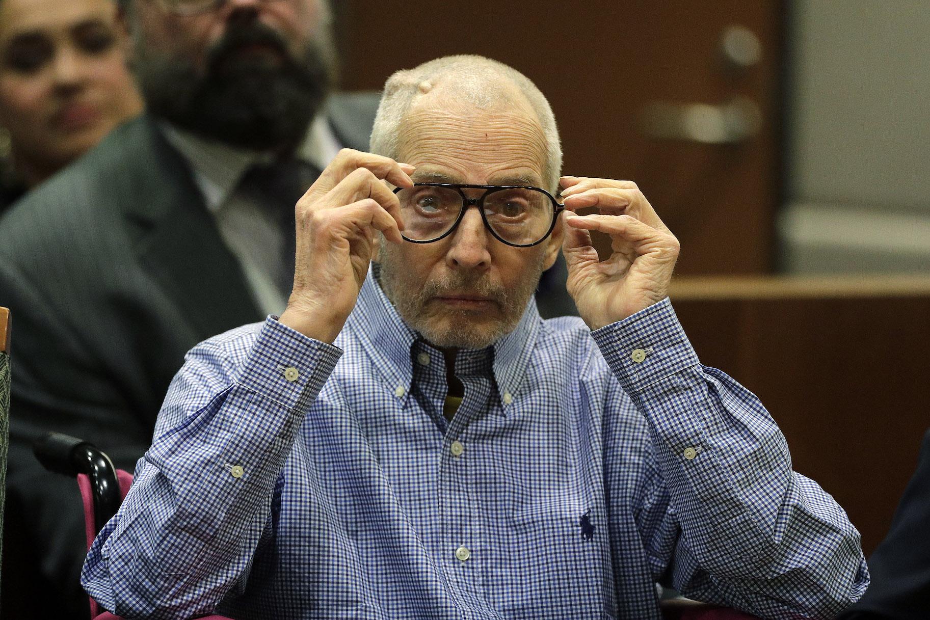 Robert Durst presentarà un judici per l'assassinat de l'amiga Susan Berman