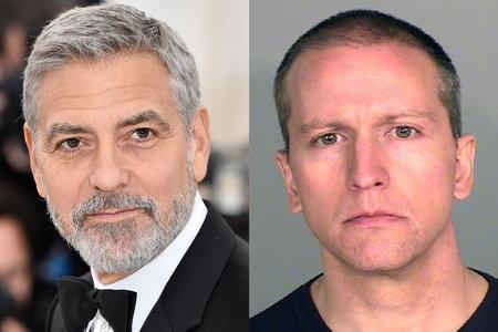 'A ver si puede sobrevivir': George Clooney supuestamente ofreció una opinión brutal sobre la defensa de Derek Chauvin