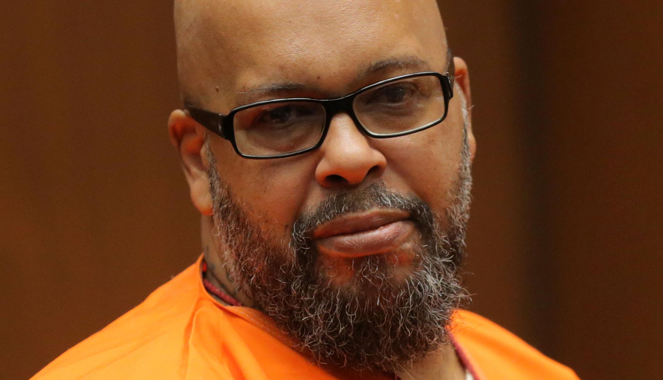 Suge Knight osuđen na 28 godina zatvora zbog smrtonosnog udarca, nazvan 'Sramota za ljudsku vrstu'
