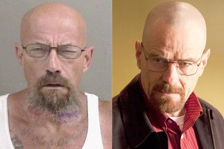El presunto adicto a la metanfetamina es un timbre muerto para Walter White, enviando Internet a un frenesí de bromas de 'Breaking Bad'