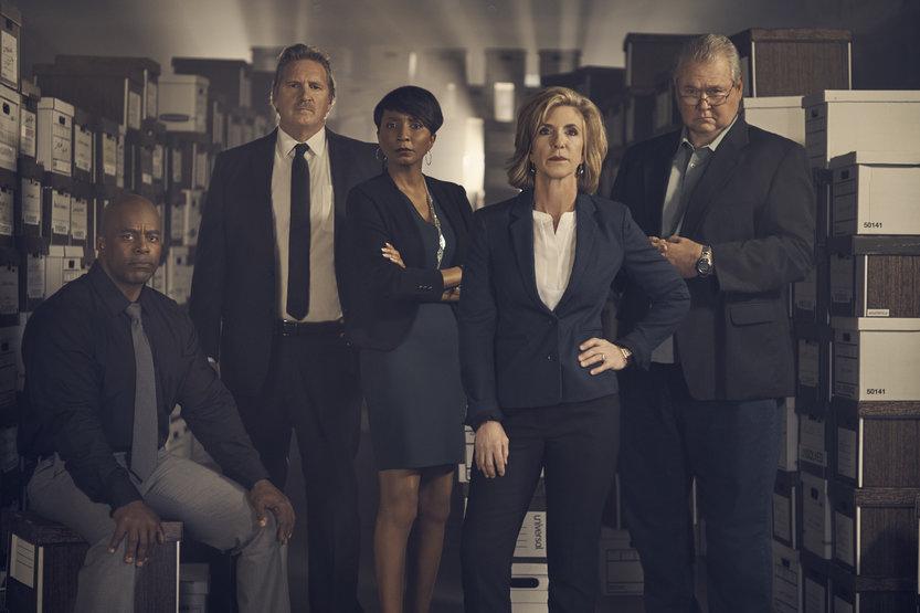 'Cold Justice' Season 5 Premieres 4 Αυγούστου για το οξυγόνο (Watch)