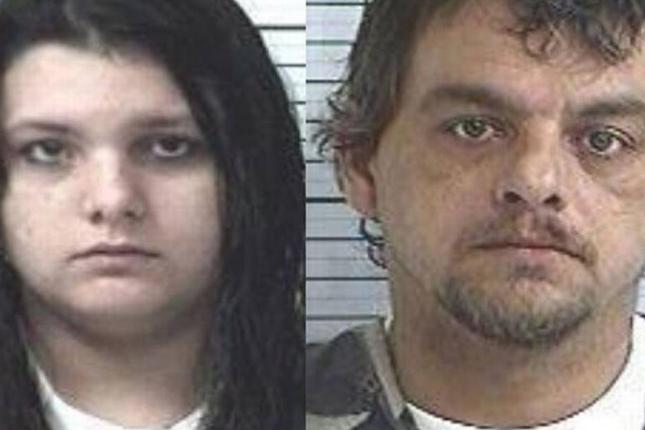 Oče in hči na Floridi aretirani po domnevnem seksu na prijateljskem dvorišču