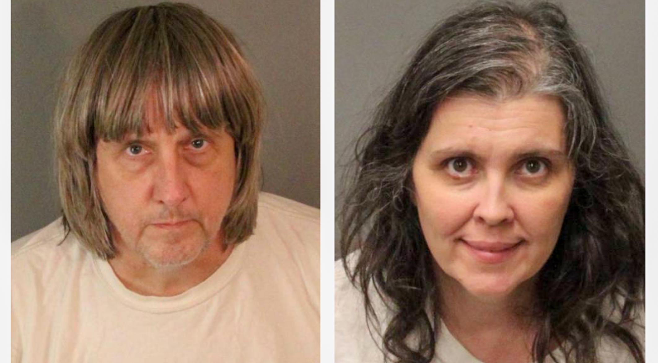Ζευγάρι της Καλιφόρνιας που κράτησε τα 13 παιδιά τους αιχμαλωτισμένα στο «House of Horrors», παρακαλούσε ένοχο να βασανιστεί