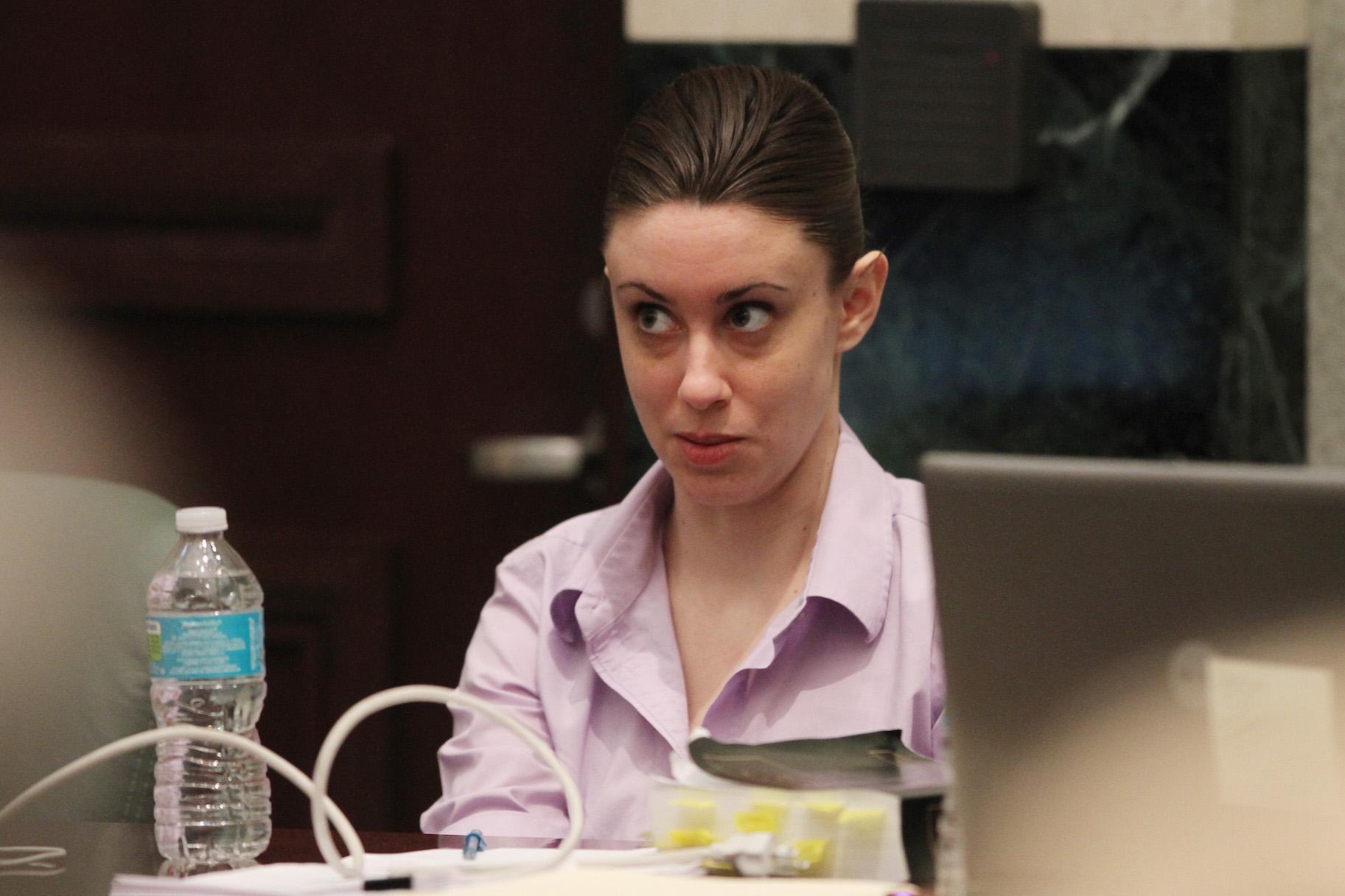 """Śledczy mówią, że Casey Anthony robi chloroform w domu jako """"wysoce nieprawdopodobny"""""""