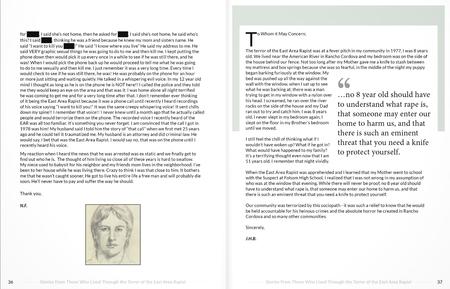 ספר דיגיטלי בהמונים נותן קול למאות שחיו דרך שלטון הטרור של גולדן סטייט רוצח