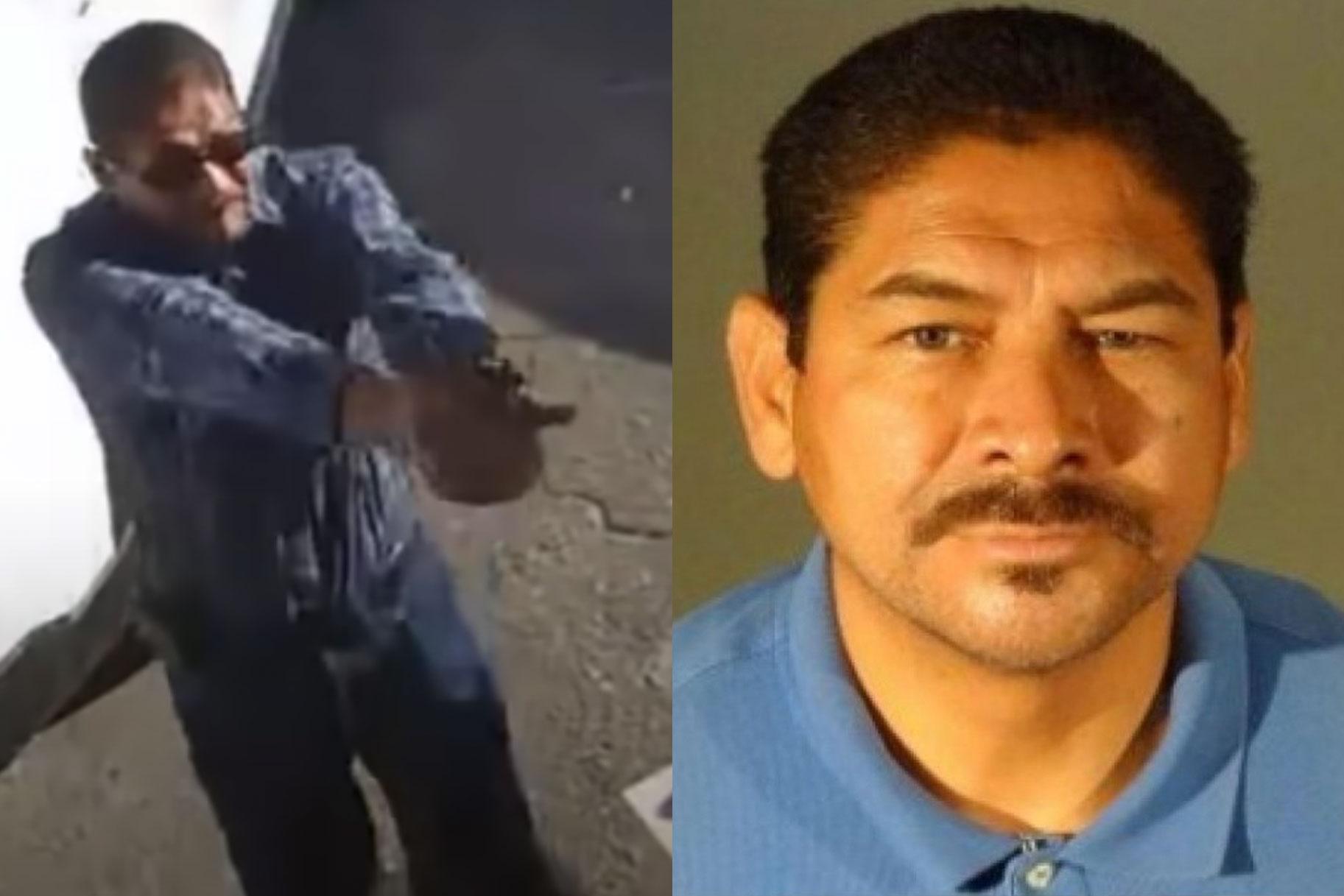 Hombre presuntamente mata a tiros a exnovia mientras su hijo de 3 años grita