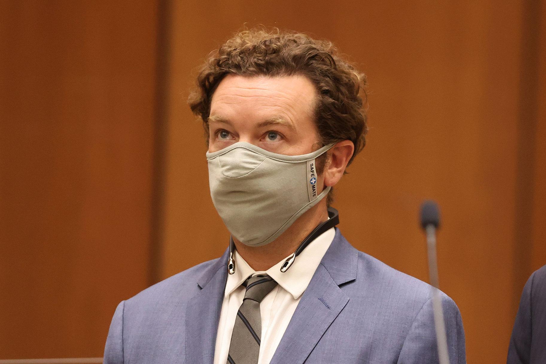 Η υπόθεση βιασμού εναντίον του ηθοποιού Danny Masterson θα προχωρήσει αφού ο δικαστής αρνηθεί το αίτημα για απόλυση