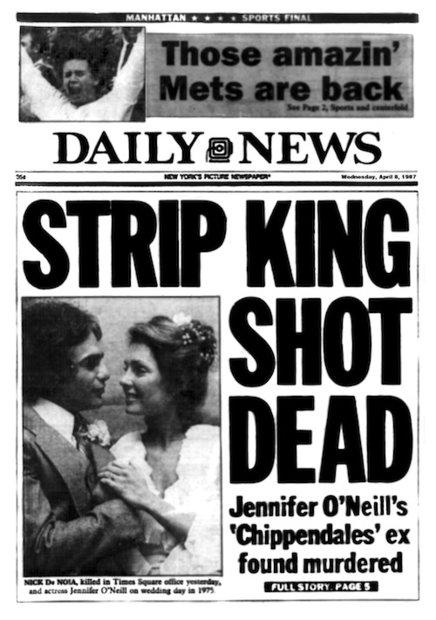 Strip Clubi õudus: 5 šokeerivat fakti Chippendales'i mõrvade kohta