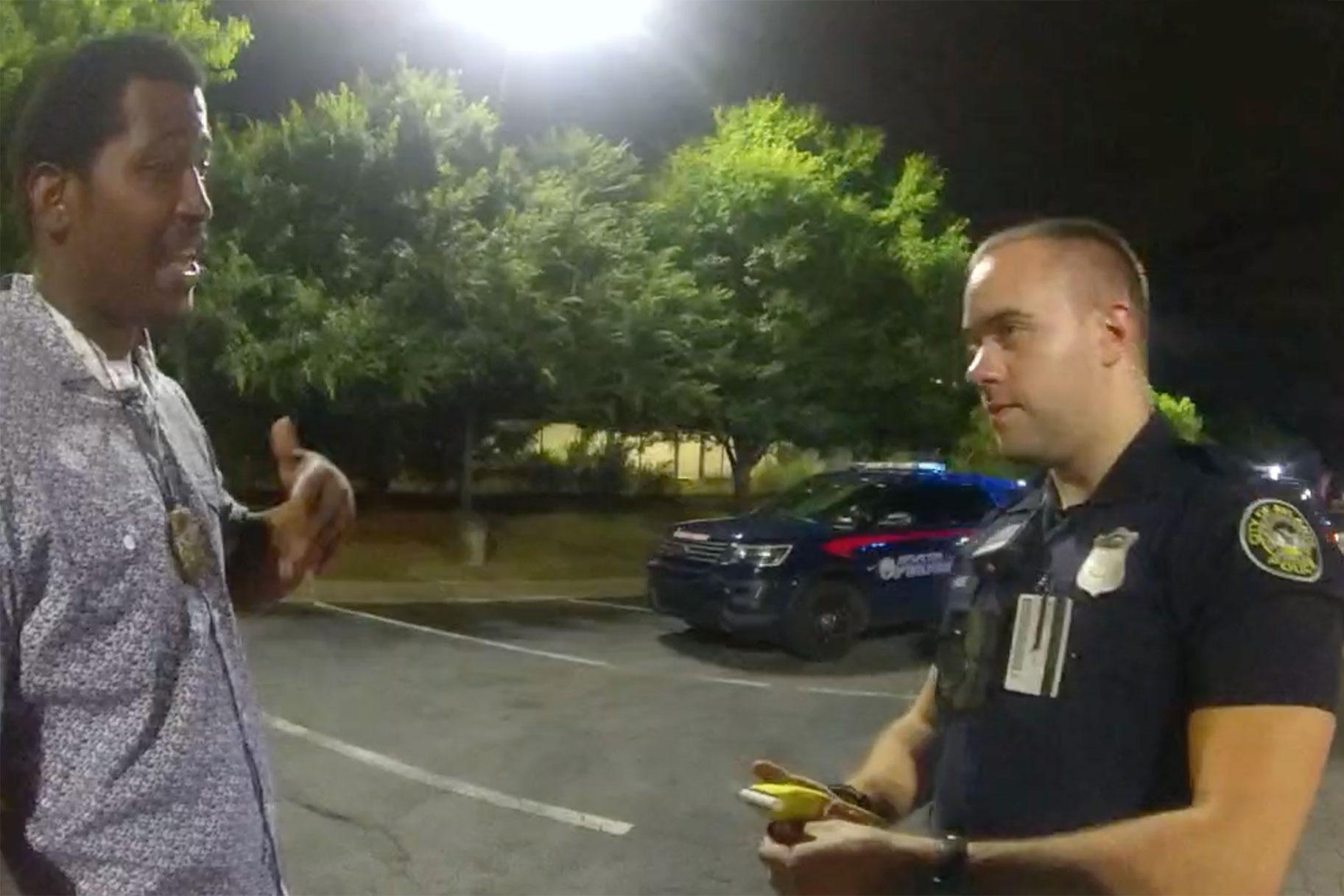 Atlanta politsei etapp haigestus Rayshard Brooksi tapnud ohvitseride vastu süüdistuste esitamiseks