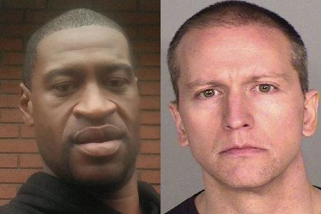Ex-Cop Derek Chauvin, anklaget for George Floyds mord, frigjort på $ 1 million obligation