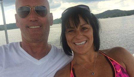 Cómo las mujeres de Minnesota Derek Alldred se conocieron simultáneamente, video