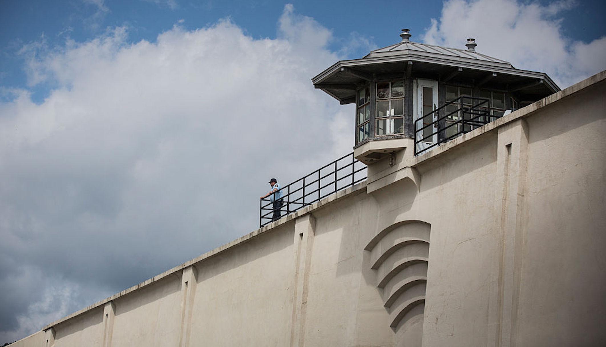Escolta David Sweat trenca la nit que ell i Richard Matt van escapar de la presó