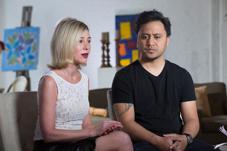 Mary Kay Letourneau er angiveligt adskilt fra mand - og tidligere studerende - Vili Fualaau