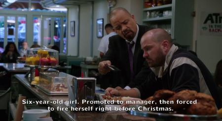 Estas citas de Ice-T de 'Law & Order SVU' nos muestran que Fin Tutuola es el detective de la ciudad de Nueva York que todos necesitamos