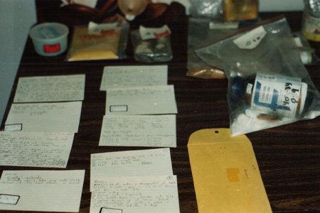 'בית הזוועות' של הרופא הרוצח הסדרתי מלא במתכונים בכתב יד להרעלת בית חולים
