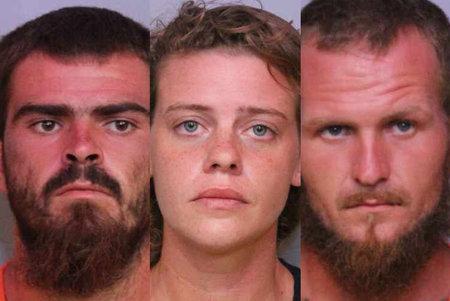 'Evil In the Flesh': חשודים בדייג 'טבח' לכאורה נסעו למקדונלד'ס אחרי הרוגים אכזריים