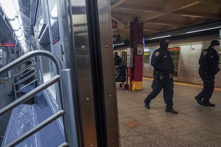 NYC 'Subway Slasher' je ciljal na 4 osebe, ki spijo na postajah v valu nasilnih zabodenj