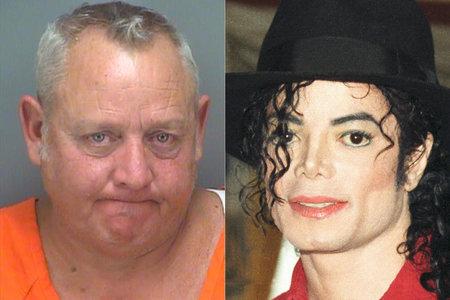 Hombre supuestamente intenta luchar contra el imitador de Michael Jackson por acusaciones de abuso sexual