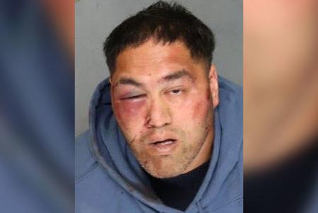 Mand beskyldt for at dræbe par i Utah hjemmeinvasion arresteret i Californien efter kamp med politiet