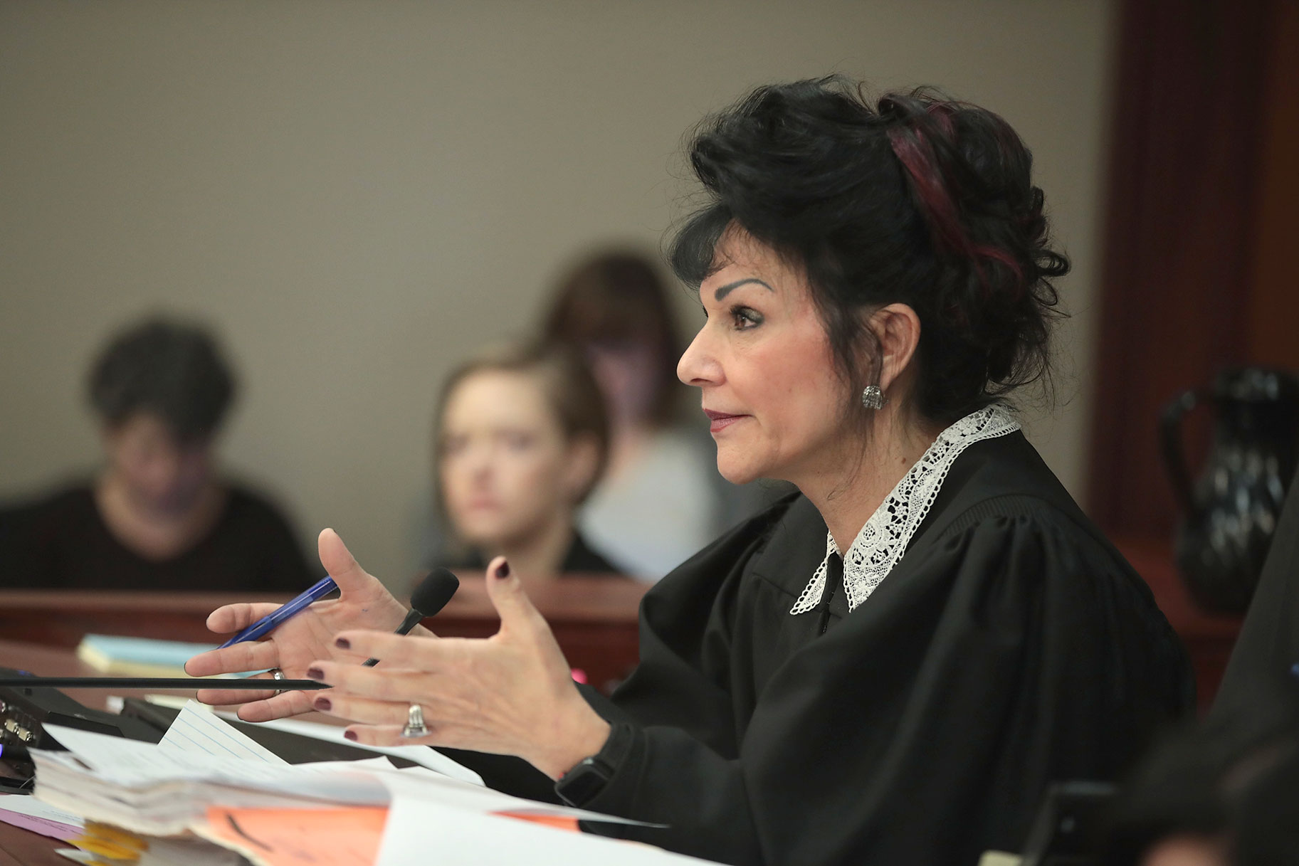 Dommer sprænger Larry Nassar, efter at han klager i brev på 6 sider, at det er for svært at lytte til offererklæringer