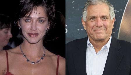 La actriz acusa al exdirector de CBS Les Moonves de obligarla a practicar sexo oral durante una reunión de negocios