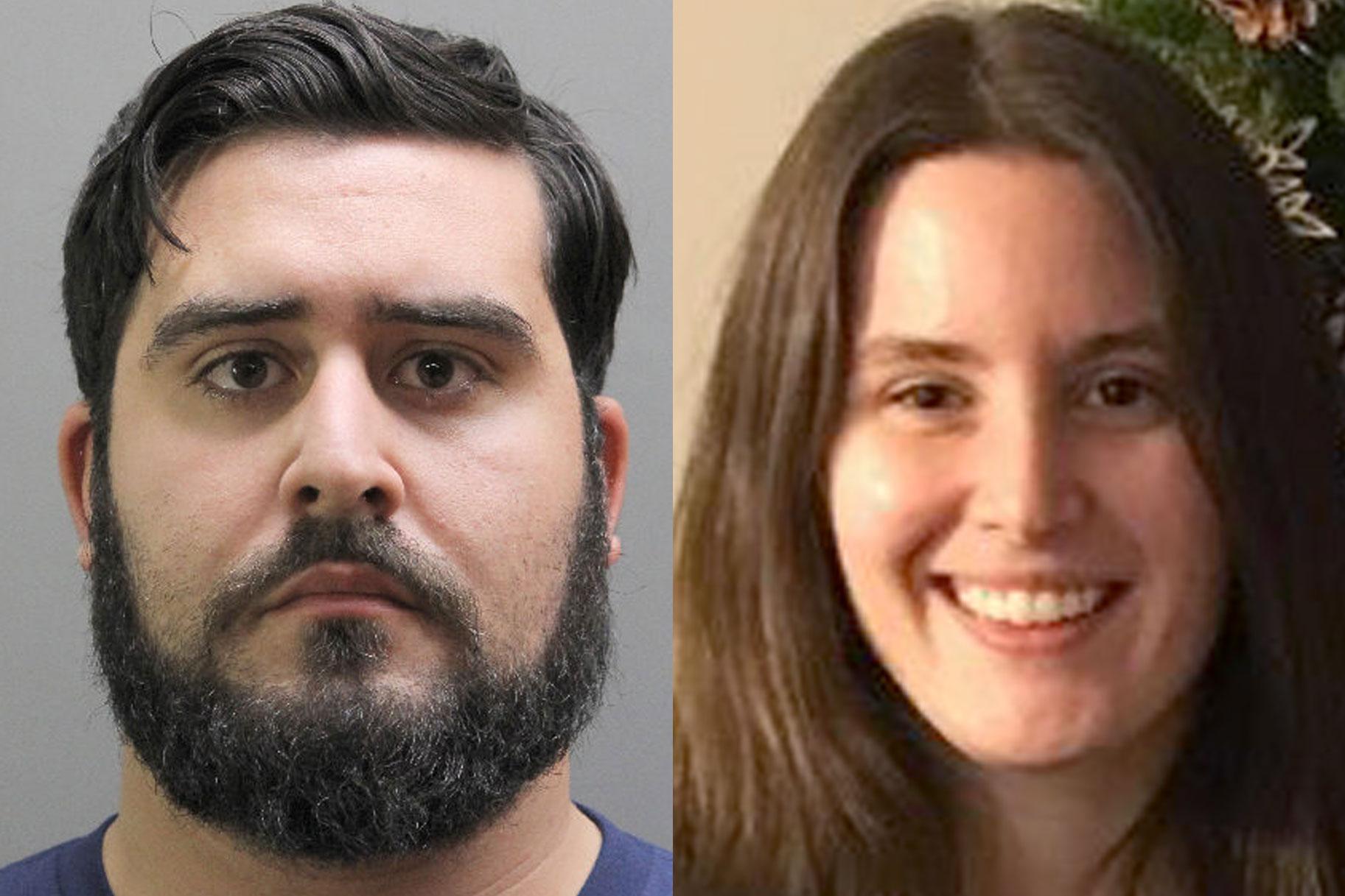 Un hombre supuestamente estranguló a su esposa separada después de descubrir que estaba embarazada