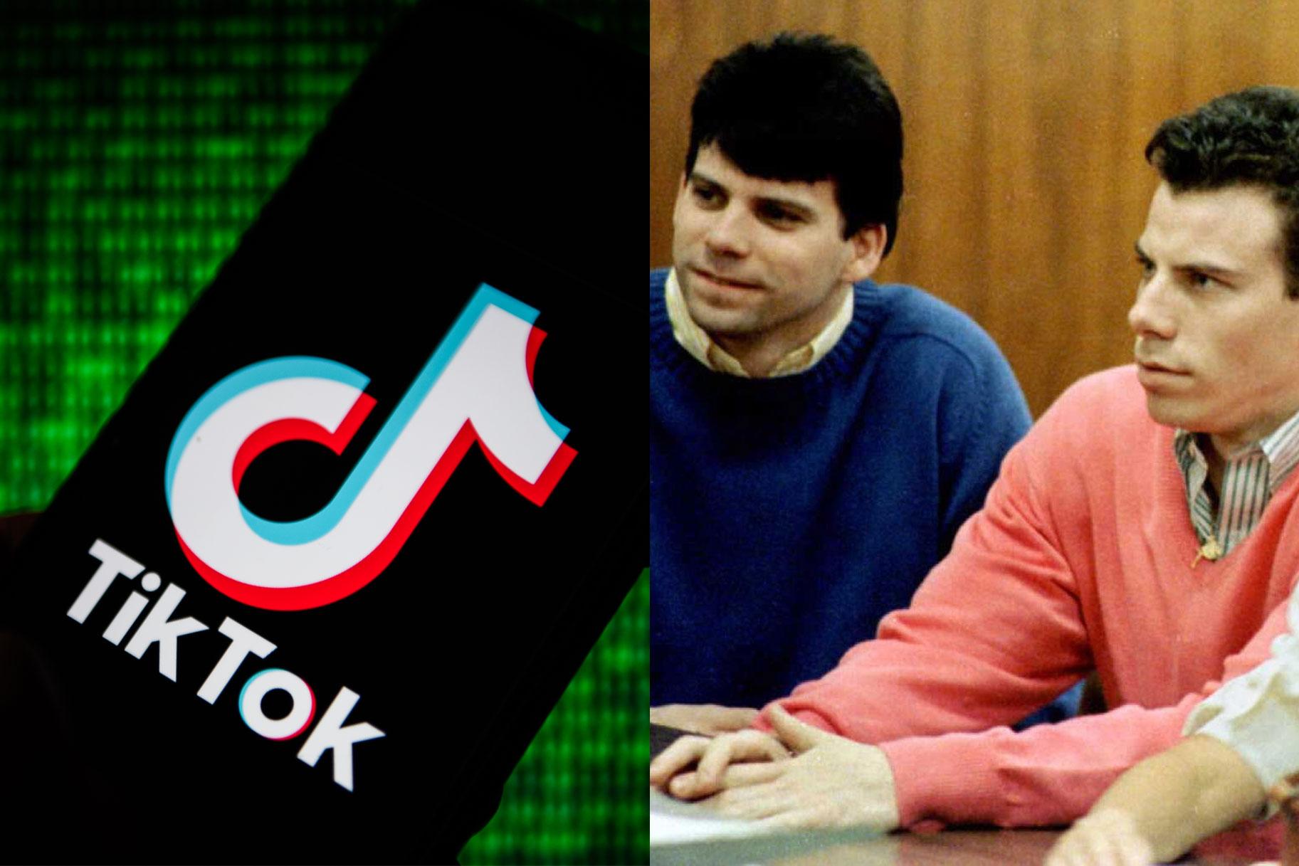 Los usuarios de TikTok afirman que los hermanos Menéndez no recibieron un juicio justo