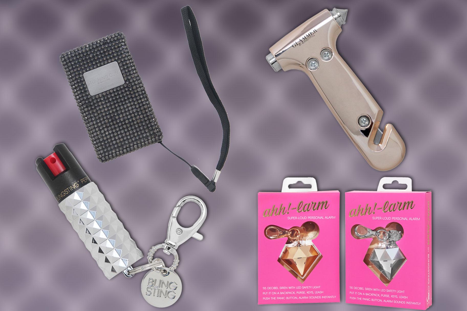 Πώς να παραμείνετε ασφαλείς: Τι πρέπει να γνωρίζετε για τις προσωπικές συσκευές ασφάλειας που κατασκευάζονται για γυναίκες
