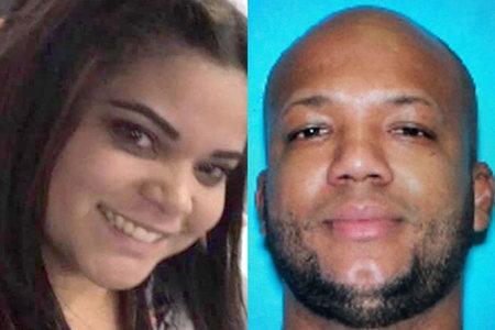 Hombre presuntamente huye del país después de que el cuerpo estrangulado de su novia desaparecida fue encontrado en los bosques de Connecticut