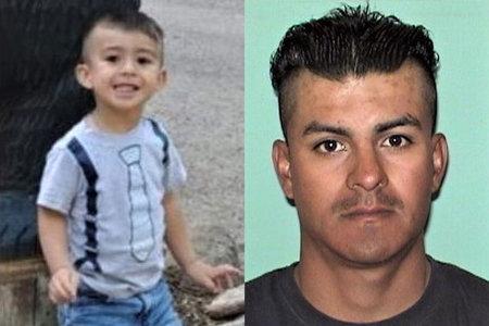 Το μικρό παιδί υποτίθεται ότι απήχθη από τον πατέρα που σκότωσε τη μητέρα του αγοριού, λέει η αστυνομία της Roswell