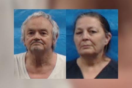 ילדים ניצלו מבית הזוג לאחר שלד של ילד אחר שנמצא בקבר בחצר האחורית, אומרים הרשויות