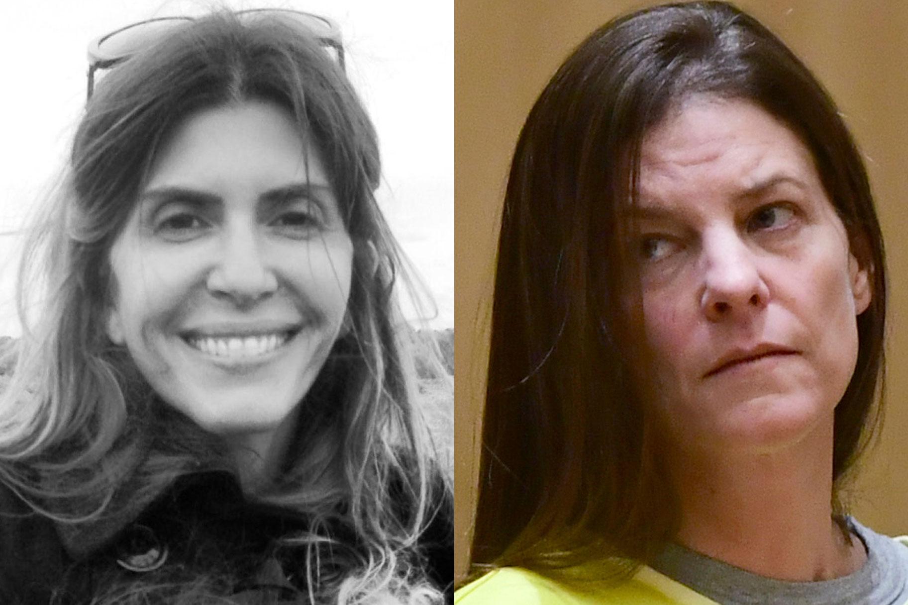 'Mi hermana es inocente': la familia de Michelle Troconis habla en el caso de Jennifer Dulos