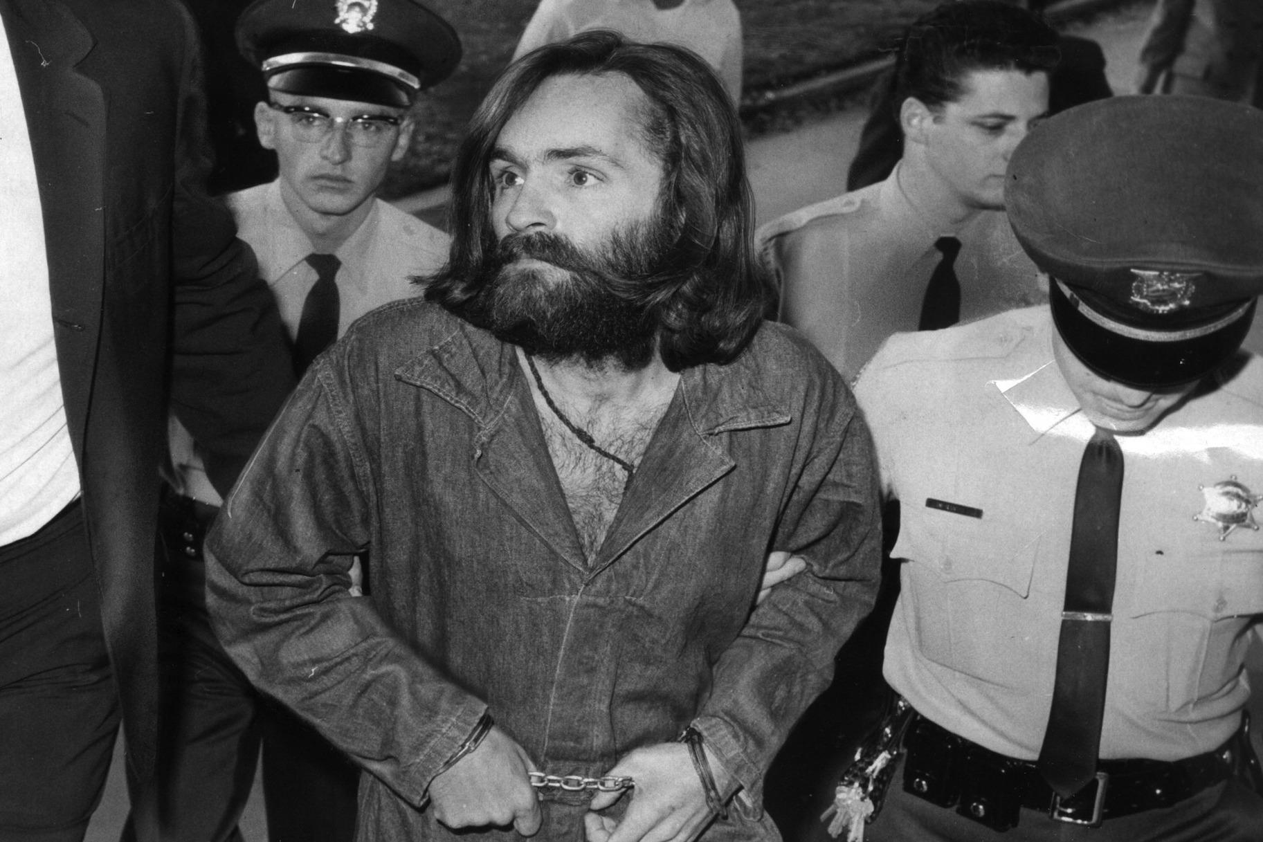 29 asja, mida sa ei teadnud kultusjuhi Charles Mansoni kohta