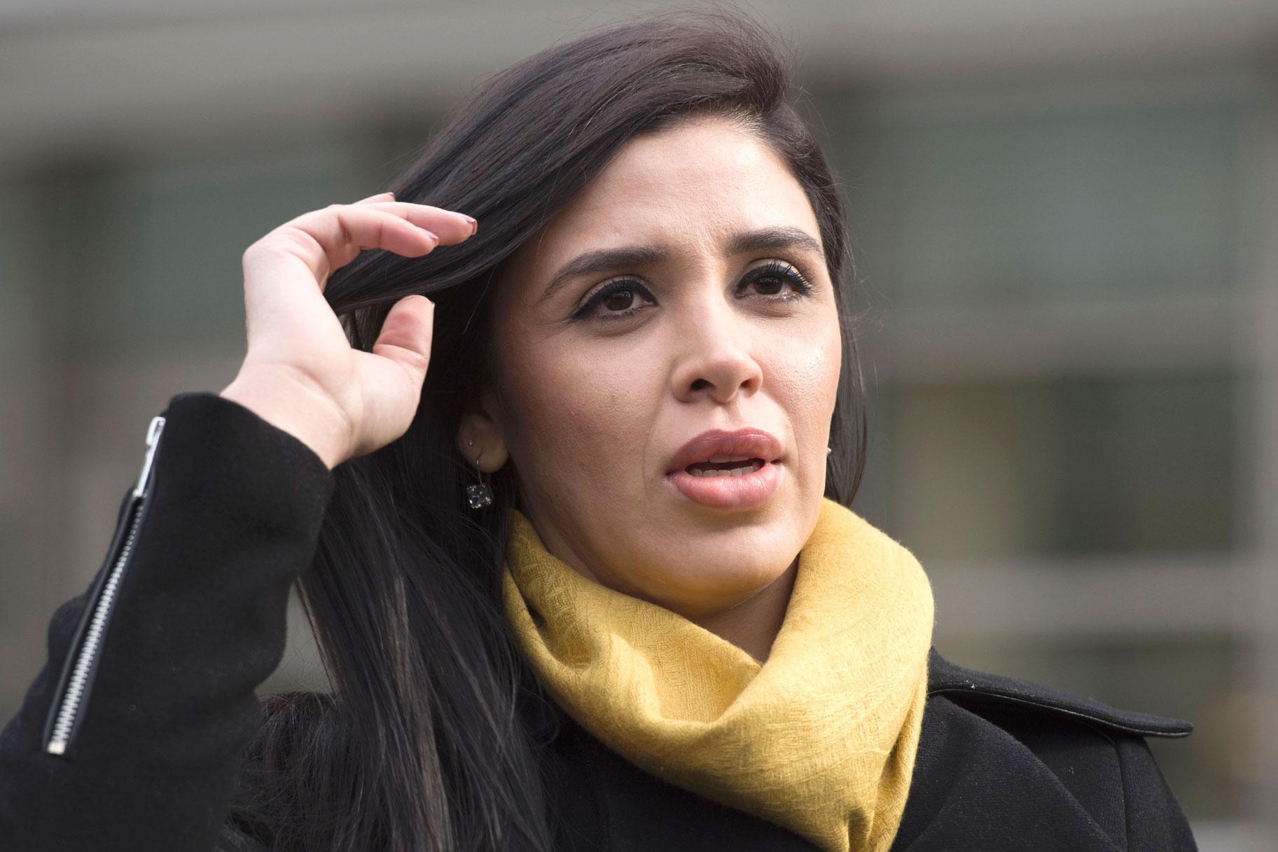 Isteri Dadah Kingpin Joaquin 'El Chapo' Guzman Didakwa Dengan Pengedaran Dadah Antarabangsa