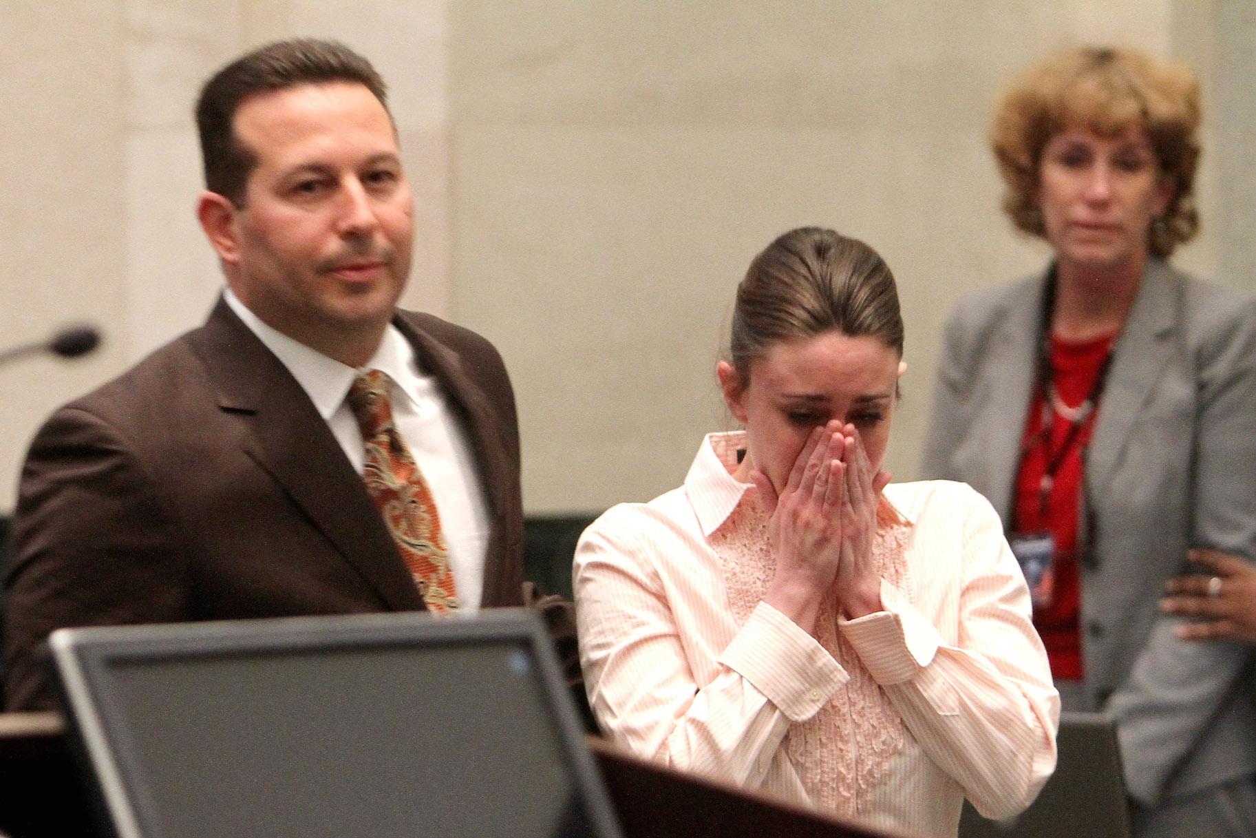 אנליסט התנהגות פלילי בוחן מדוע קייסי אנתוני אולי שכב במהלך החקירה