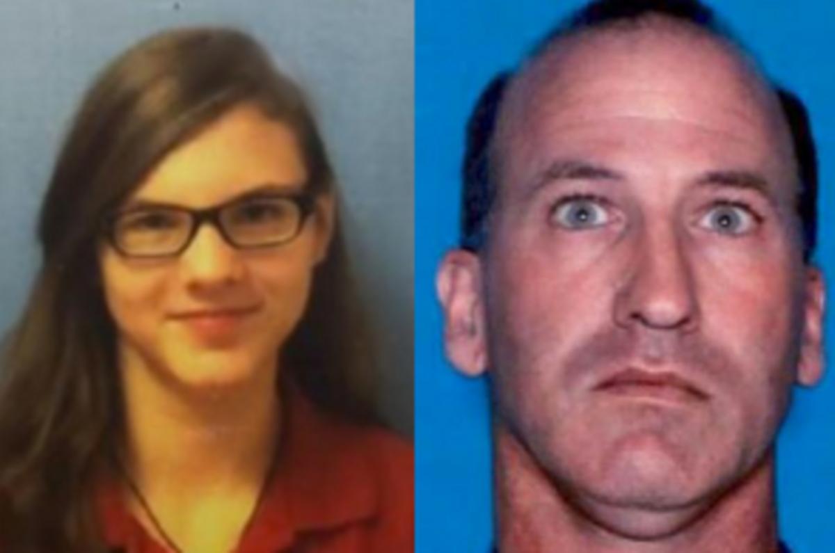 Familia busca desesperadamente a una adolescente que desapareció después de bajarse del autobús, cree que está con un hombre de 47 años